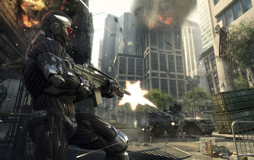 Crysis 2 - Playgame