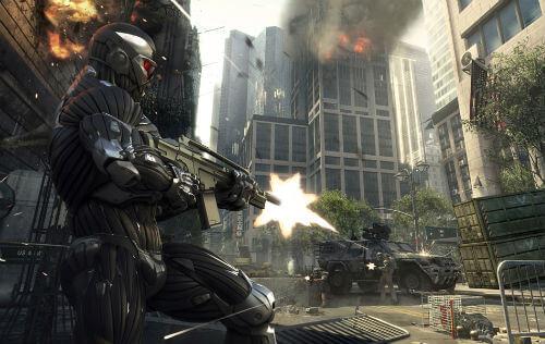 Crysis 2 - Playgame