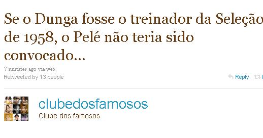 dunga_pele_copa - Twitter