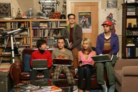 The Big Bang Theory - Protagonistas