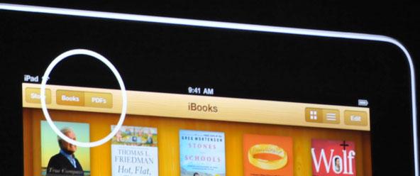 iBooks - PDF