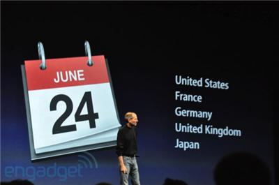 iPhone - Data