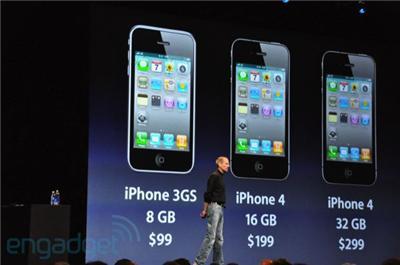 iPhone - preço