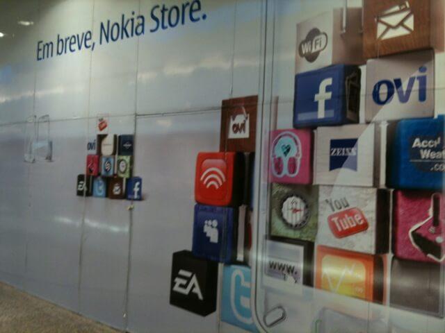 Loja Nokia - Rio de Janeiro