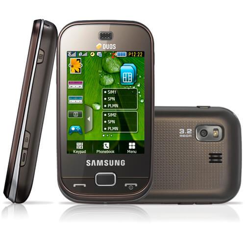Samsung B5722 Duos 2