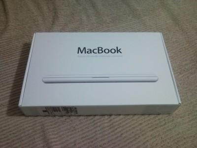 Caixa do MacBook