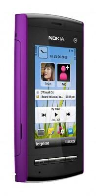 Nokia 5250 - Roxo