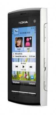 Nokia 5250 - Prata