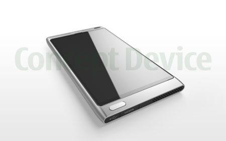 Nokia - Aparelho Conceito