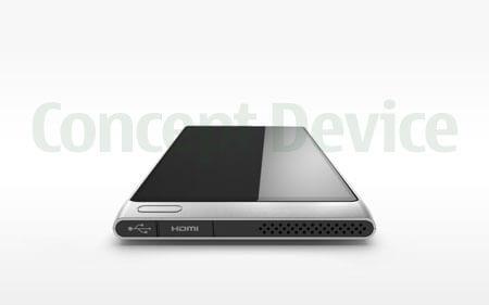 Nokia - Aparelho Conceito - 1