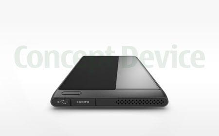 Nokia - Aparelho Conceito - 3