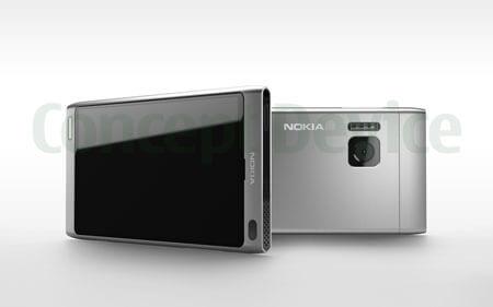 Nokia - Modelo Conceito - 5
