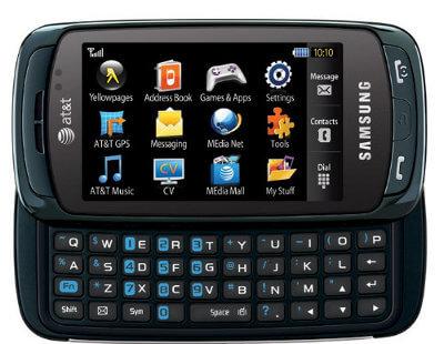 Samsung a877 - Dumphone