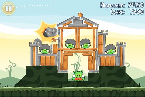 Angry Birds - Nokia