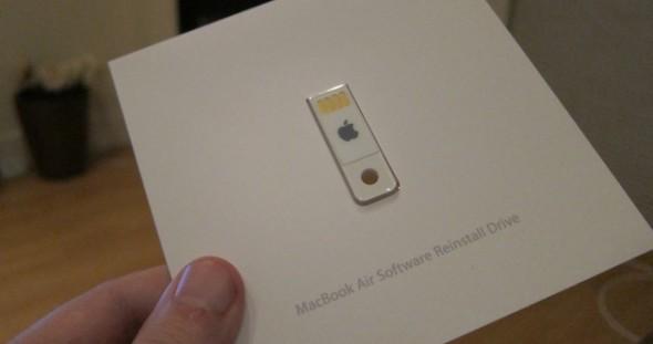 Instalação dos Drivers do Macbook Air - Pendrive