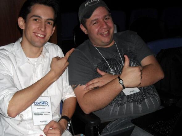 Fábio Ricotta e Tiago Luz - Coé Seo
