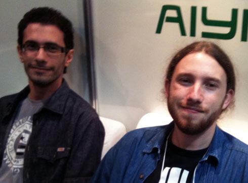 Heriberto Estolano & Adrian Laubisch, da Aiyra
