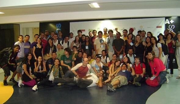 Galera do BlogCamp 2009 - Rio de Janeiro