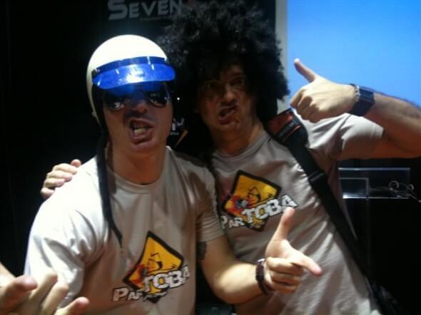Irmãos Piologos, Mundo Canibal no Brasil Game Show 2010