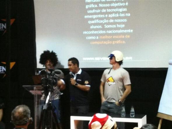 Irmãos Piologo, Mundo Canibal no Brasil Game Show 2010