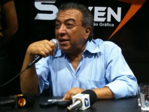 Maurício de Sousa no Brasil Game Show 2010