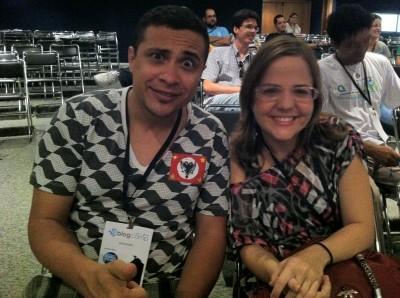 Agostinho no Blogcamp Rj 2010