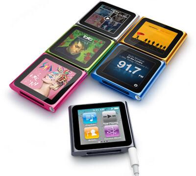 iPod Nano Touch - 2010
