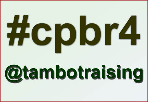 #cpbr4 a Tag oficial do Campus Party 2011