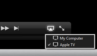 Airplay no iTunes