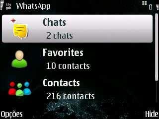 WhatsApp no Nokia