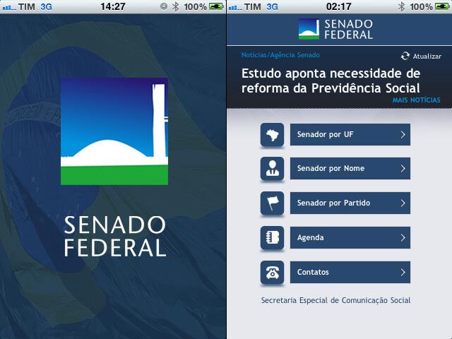 Senado Federal - App