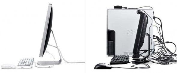 IMac x PC - FIOS