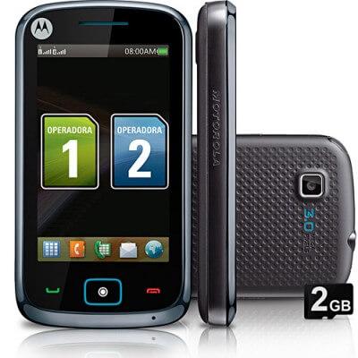 Motorola Screen EX128 Dual Chip