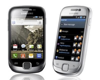 Samsung Galaxy Fit - S5670