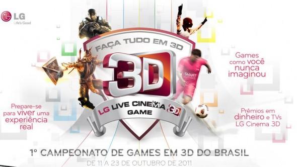 LG Live 3D Game