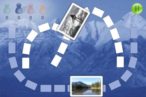 Interface do jogo Memomax da Tectoy