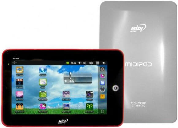 Tablet Android MID MD-793IP