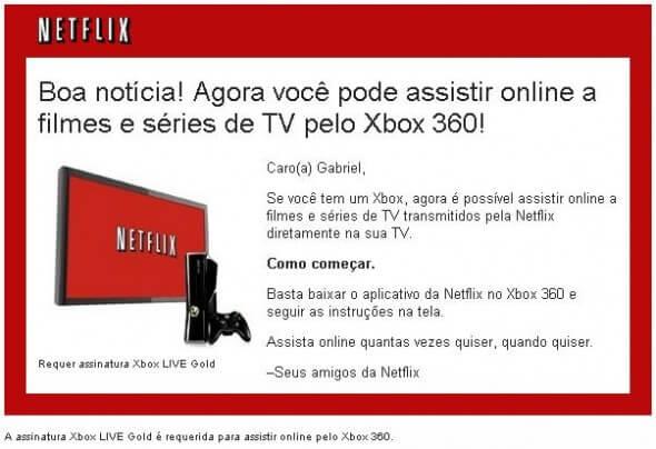 Netflix - Xbox