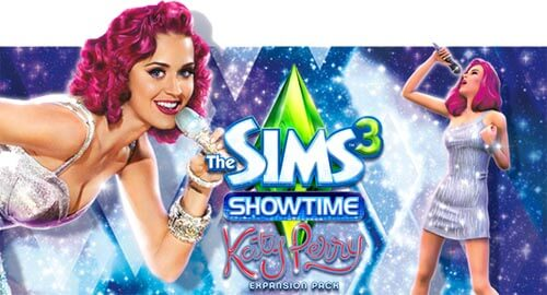 The Sims Katy Perry