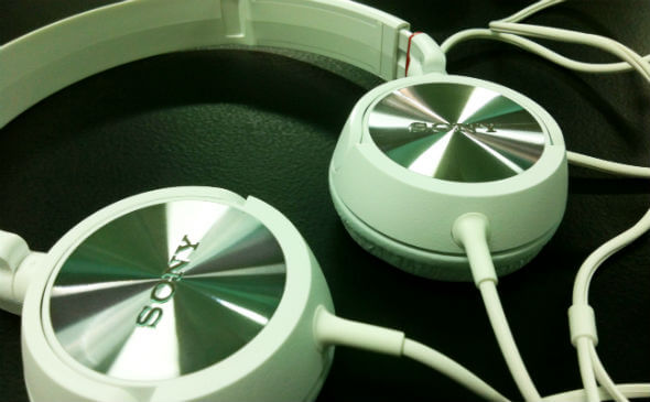 Sony MDR-ZX300 - Branco