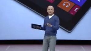 Steven Sinofsky, Apresentando o Microsoft Surface