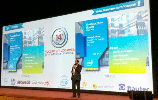 Segurança na Nuvem: Mitos e verdades - Roberto Matos/ Intel, no 14 Encontro Locaweb
