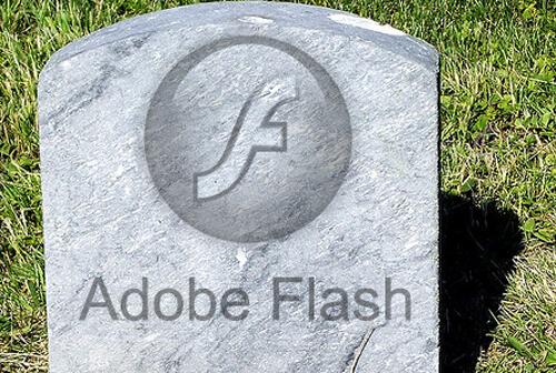 Fim do Flash Player para Android