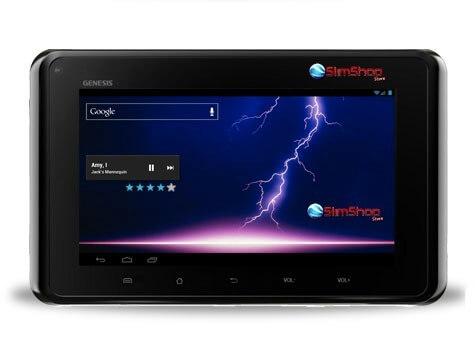 Tablet Genesis GT-7200
