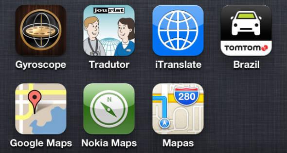 Google Maps - iOS 6