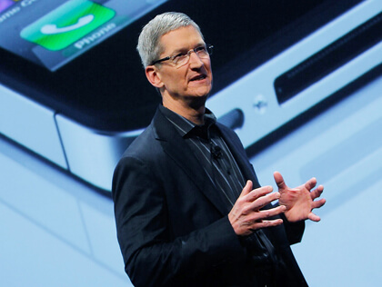 Lançamento do iPhone 5