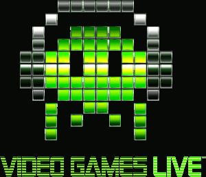 Logo do evento Videogames Live