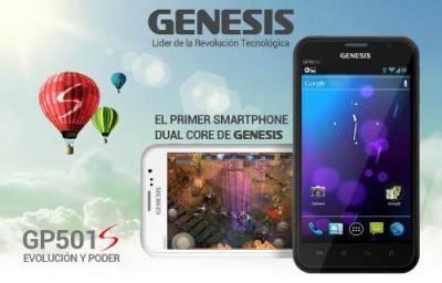 genesis GP 501s