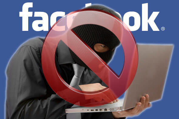 Como proteger seu facebook contra hackers