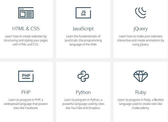 linguagens-codecademy